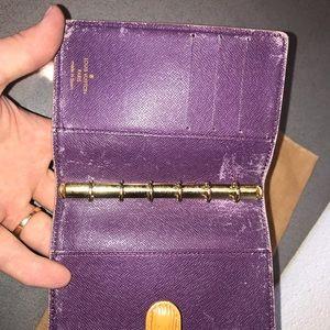 Louis Vuitton Bags - Authentic louis vuitton epi wallet agenda passport